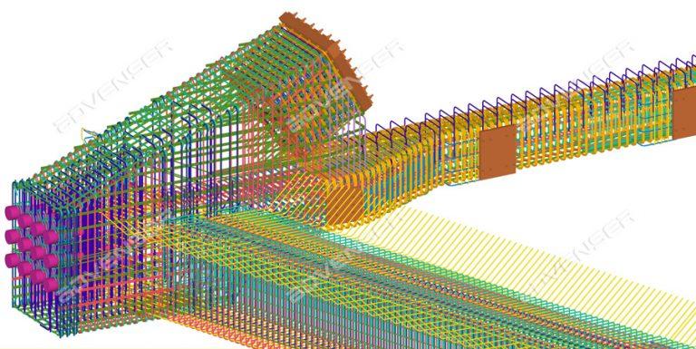 Rebar modeling services